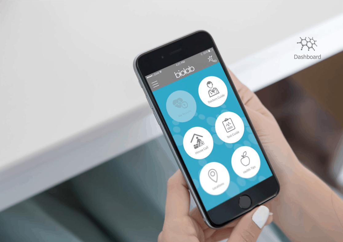Biolab Mobile Application - Techs Factory Solutions